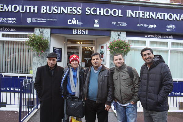 Bournemouth Business School International