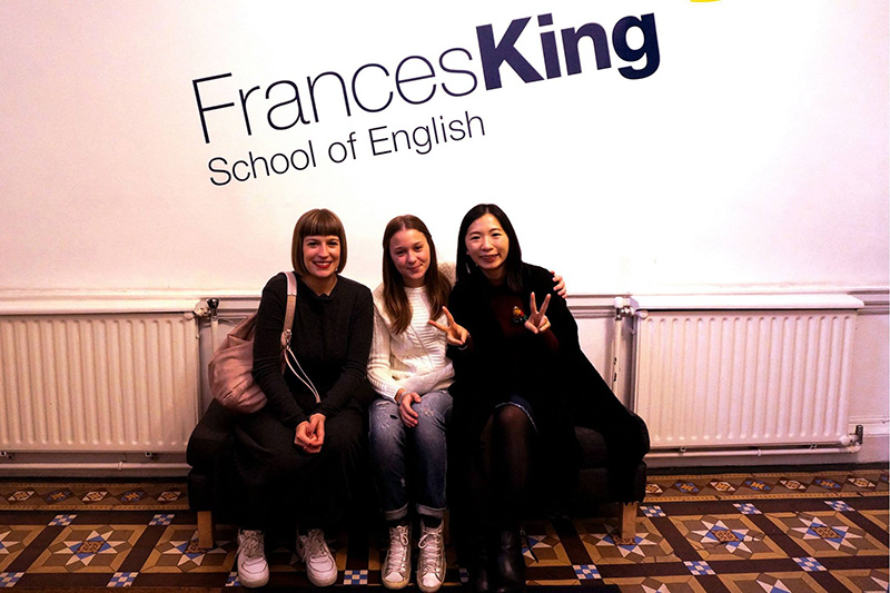 обучение в Frances King Dublin