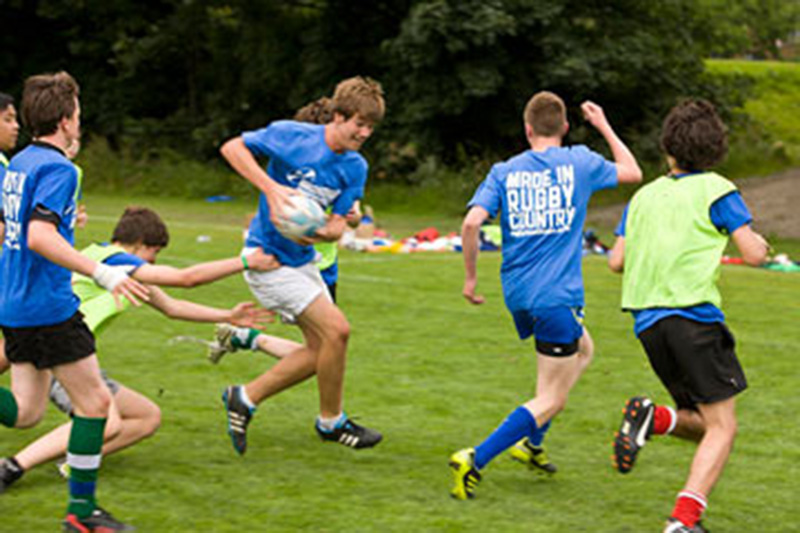 English Language and Rugby Summer Course в школе CES Dublin