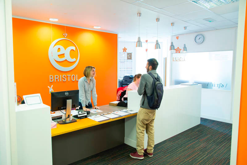 EC English Language Centres Bristol, Бристоль, Великобритания