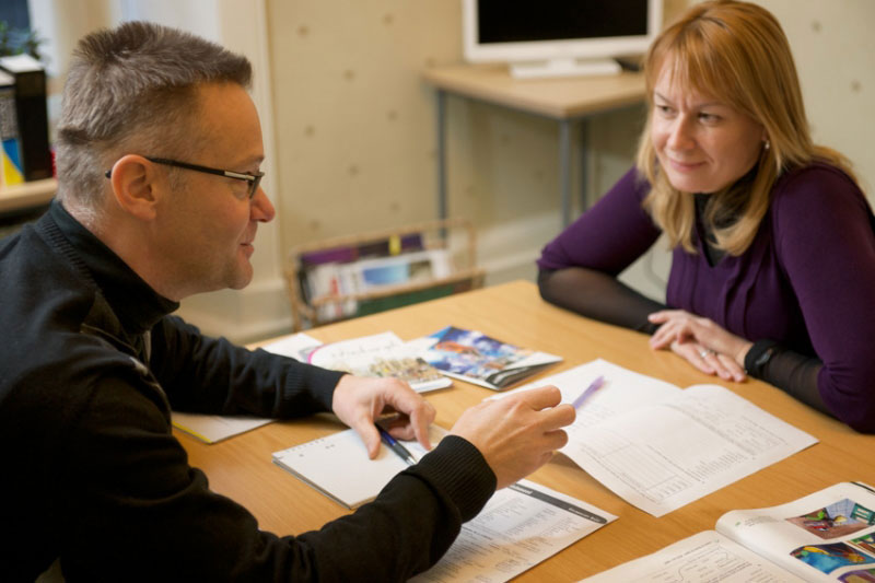 Medical English course - Individual tuition в школе ECS Scotland