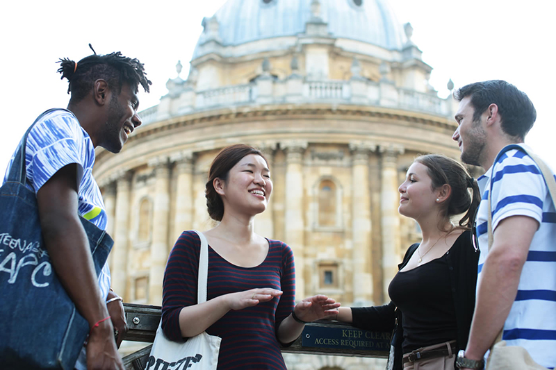 обучение в British Study Centres Oxford
